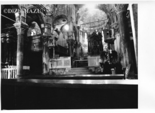 Šibenik, katedrala [Grga, Božidar  ]