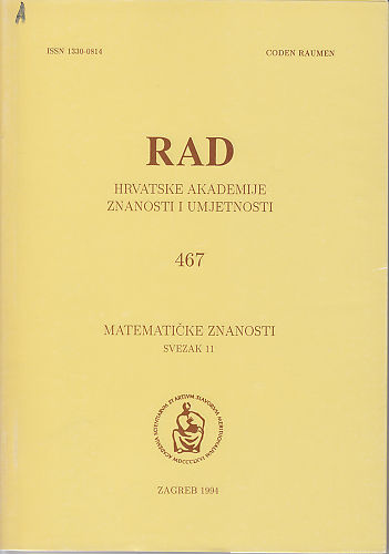 Sv. 11(1994) : RAD