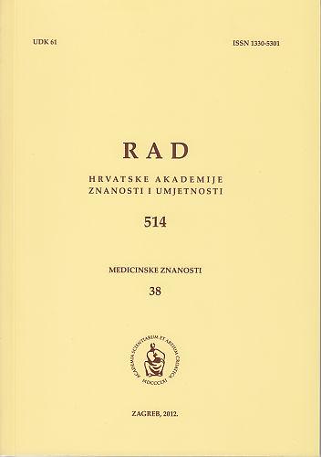 Knj. 38(2012) : RAD