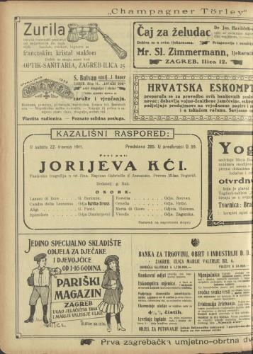 Jorijeva kći Pastirska tragedija u tri čina