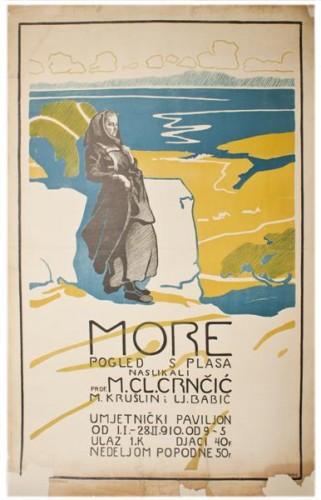 Izložba: More, pogled s Plasa