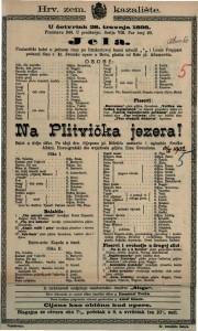 Jela Fantastički balet u jednom činu / glazba od Bele pl. Adamovića