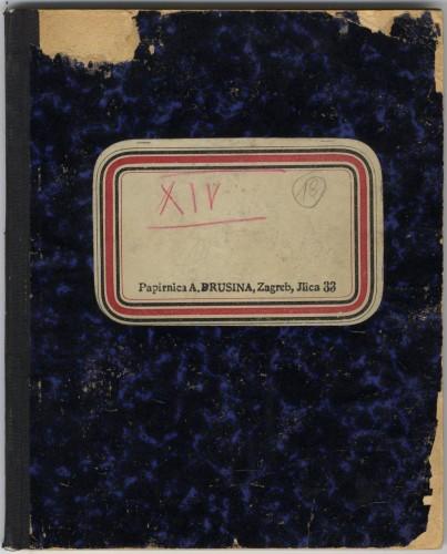Bilježnica XVIII. [Guglielmo Ferrero: Grösse und Niedergang Roms]