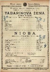 Tabarinova žena Tragi-komedija u 1 činu / od Catulla Mendèsa