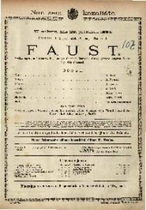 Faust Velika opera u 5 čina / Uglazbio Ch. Gounod