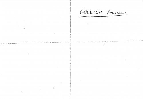 Gullich Francesco