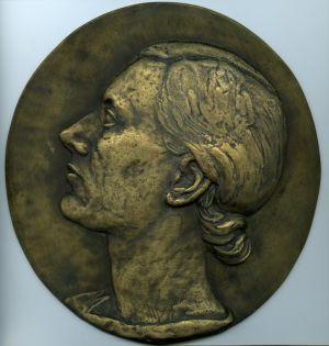 Ženski portret (Slavica Amilla)