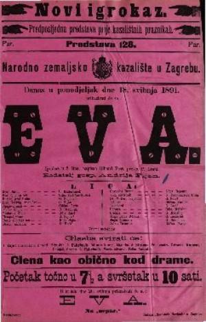 Eva Igrokaz u 5 čina