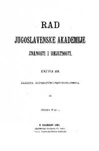 Knj. 66(1921) : RAD
