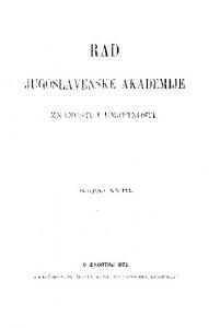 Knj. 18(1872) : RAD