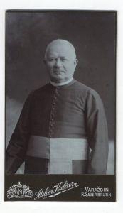 Ante Pinterović, župnik