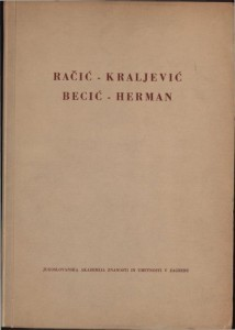 Račić - Kraljević - Becić - Herman