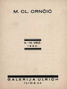 M.Cl. Crnčić