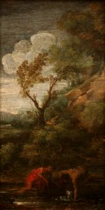 Narcis nad izvorom