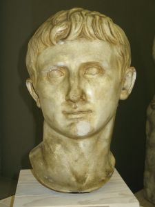 August s Prima porta (glava) Nepoznat