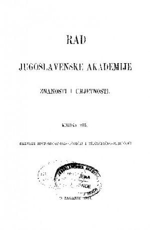Knj. 87(1914) : RAD