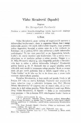 Vlaho Skvadrović (Squadri)