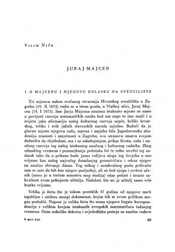 Juraj Majcen