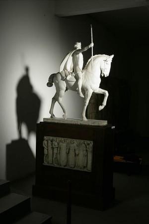 Spomenik kralju Tomislavu - skica