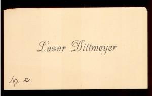 Lasar Dittmeyer