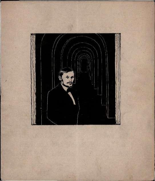 Popis izloženih umjetničkih radova i studija Miroslava pl. Kraljevića od 12. do 24. studenoga 1913. u Salonu Ullrich Ilica 54. Ulaz kroz staklanu