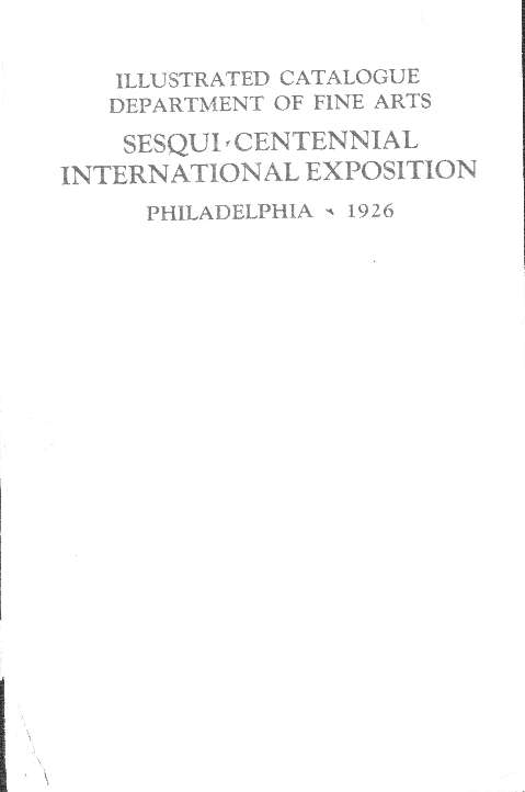 Sesqui-Centennial International Exposition