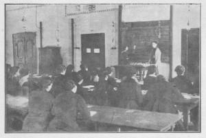 Škola za izobrazbu vojničkih ženskih pomoćnih sila kod jedne vojske