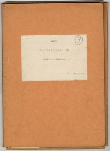 Bilježnica IX.