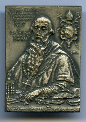 Antonivs Verantivs Sibenicensis Archi Episcopus