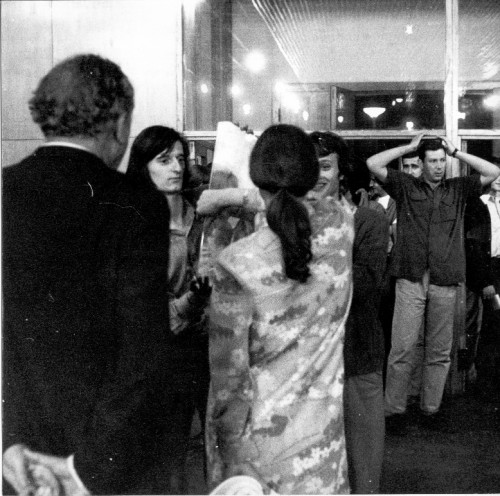 Izložba žena i muškaraca, Galerija Studentskog centra, 27. lipnja 1969 [Jakolić, Vladimir  ]