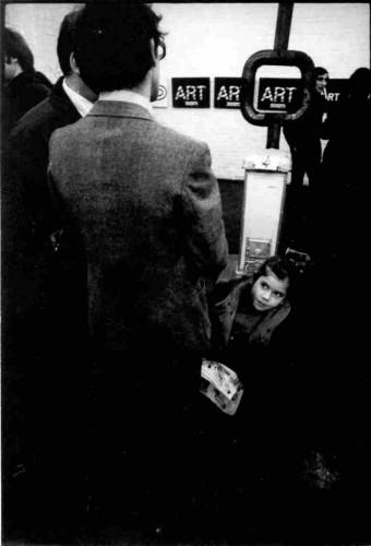 Bućan, Boris (1947-3-15): Izložba Bućan-Art, Galerija Studentskog centra, 9.- 24. veljače 1973 [Midžić, Enes]