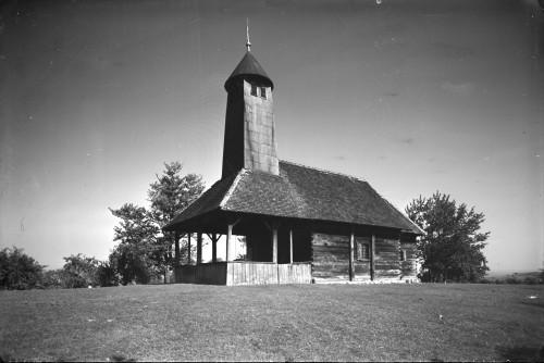 Kapela Svetog Petra (Banski Kovačevac) : izvana [Griesbach, Đuro  ]