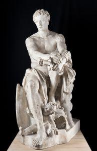 Ares (ili: Mars) Ludovisi Lizip ili Skopas