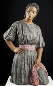 Portret gospođice Lederer Vanja Radauš