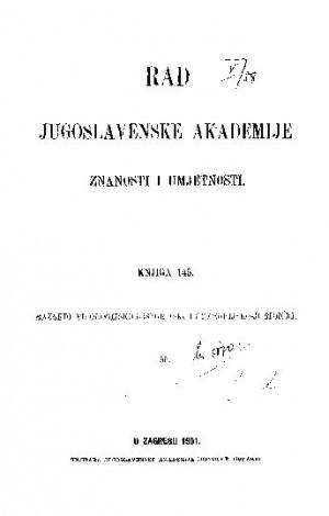 Knj. 55(1901) : RAD