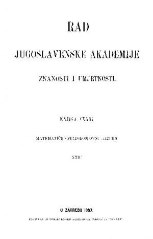 Knj. 23(1897) : RAD