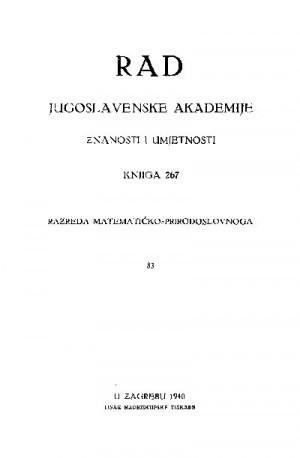 Knj. 83(1940) : RAD
