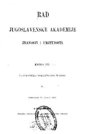 Knj. 48(1910) : RAD