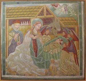 Rođenje Kristovo Vincent iz Kastva
