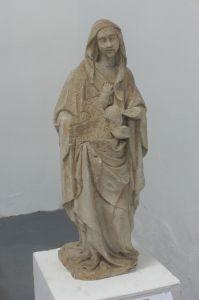 Bogorodica s Djetetom Nepoznat