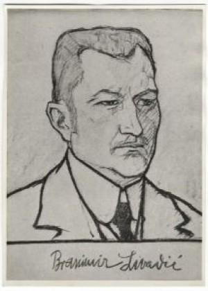 Crtež Branimira Livadića