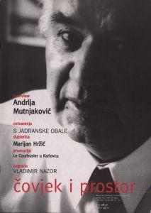 Skica za stvaralački portret Budimira Pervana : Čovjek i prostor