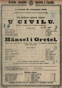 U civilu Lakrdija u jednom činu / od Gustava Kadelburga