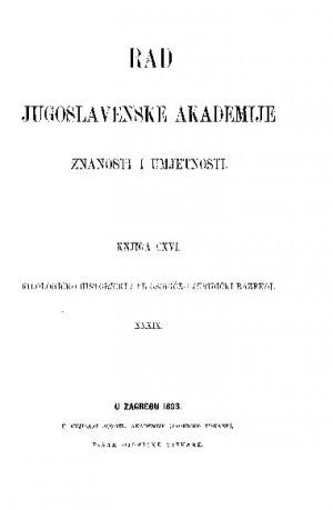 Knj. 39(1893) : RAD