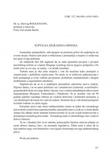 Suptilna izgradnja odnosa : Adrias : zbornik Zavoda za znanstveni i umjetnički rad Hrvatske akademije znanosti i umjetnosti u Splitu