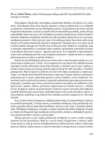 [Rasprava] : Modernizacija prava