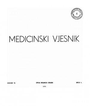 Sv. 10, br. 1 : Medicinski vjesnik