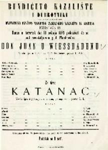 Don Juan u Wiessbadenu Vesela igra u 1 činu / po P. F. Trautmanu