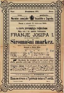 Siromašni markez Igrokaz u 2 čina / od Dumanoira i Lafargue-a