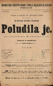 Poludila je Igrokaz u 3 čina / po M. Mélesvilleovom